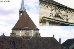 Église Saint-Martin de Chablis
